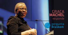 Graça Machel responde: por quanto tempo dura a solidariedade?