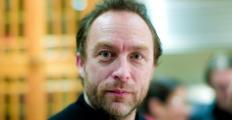 Jimmy Wales: ao infinito e além
