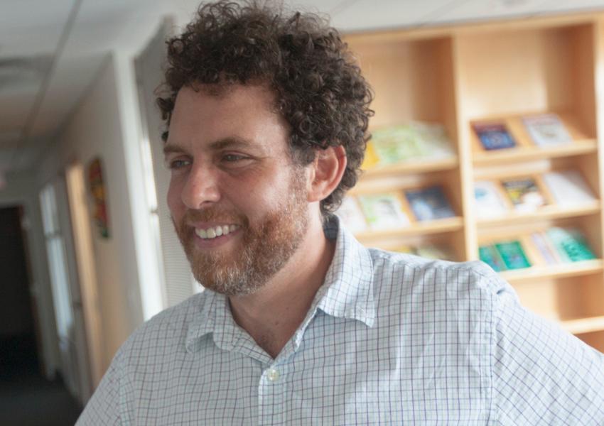 Joshua Greene é o conferencista do Fronteiras São Paulo no dia 30 de maio.
