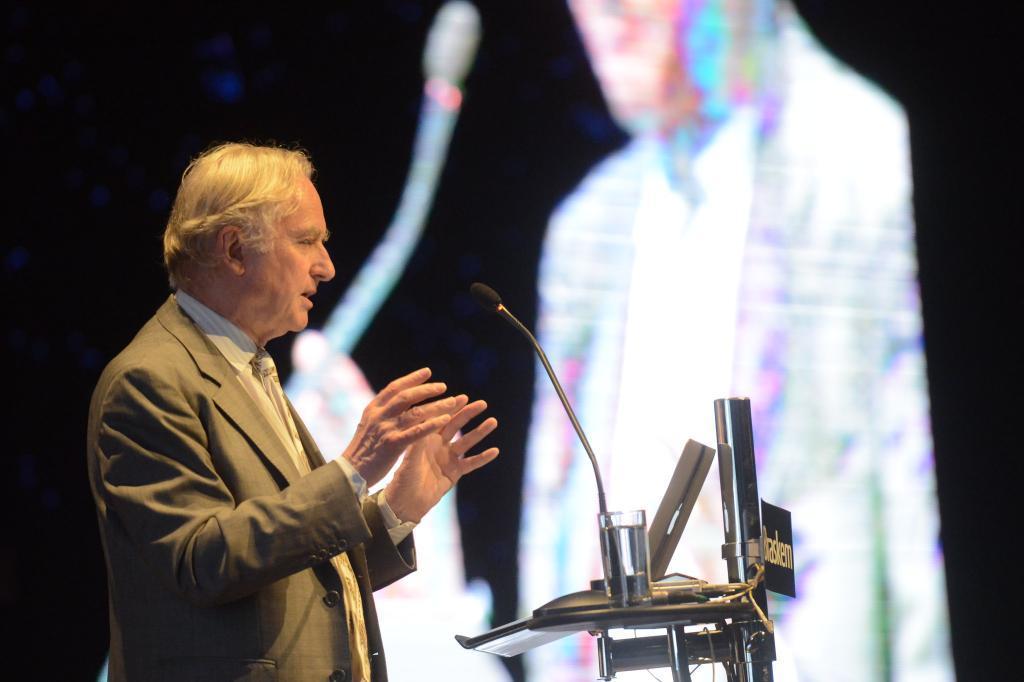 Richard Dawkins no Fronteiras do Pensamento 2015