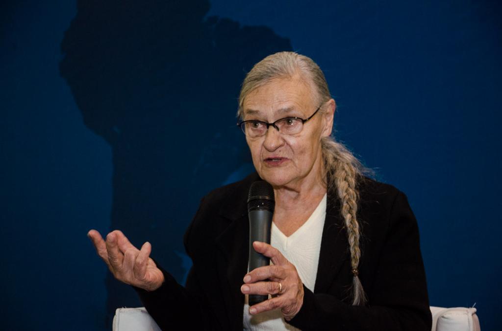 Emilia Ferreiro (foto: Revista Educação)