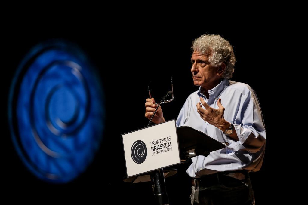 Contardo Calligaris no Fronteiras (foto: Danilo Ribeiro/BAPRESS)