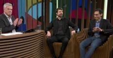 Pedro Bial reúne Fernando Schuler e Antônio Gois em debate sobre o Escola Sem Partido
