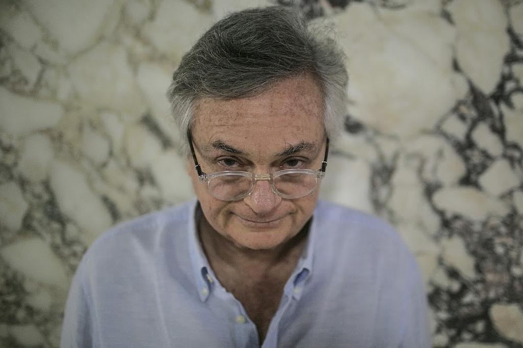 Moisés Naím (foto: Joaquin Sarmiento/Hay Festival Cartagena)