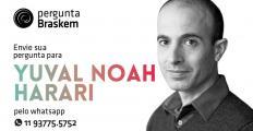 Envie uma pergunta a Yuval Noah Harari