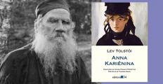 Leia os capítulos inicias de Anna Kariênina, obra-prima de Liev Tolstói