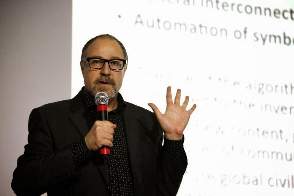 Pierre Lévy (foto: André Valentim)