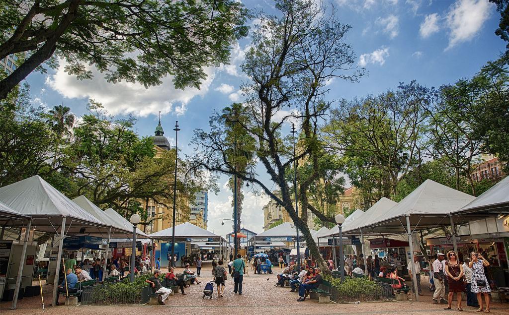 Feira do Livro de Porto Alegre (foto: Jefferson Bernardes)