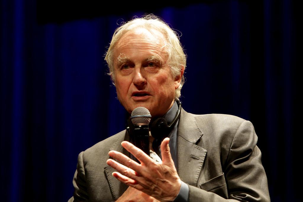 Richard Dawkins no Fronteiras São Paulo (Foto: Greg Salibian/Fronteiras do Pensamento)