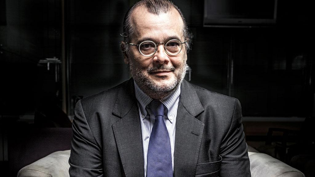 Gustavo Franco, ex-presidente do BC, é conhecido por sua participação na elaboração do Plano Real (foto: Murillo Constantino)