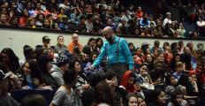 Fronteiras Educação leva história da cultura brasileira a alunos da rede municipal de ensino