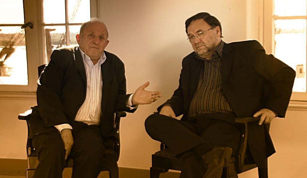 Melman e Lebrun em entrevista ao Fronteiras do Pensamento