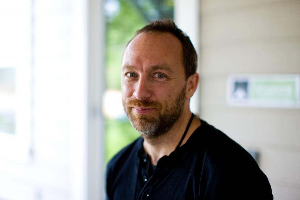 Jimmy Wales (foto: Joi Ito)
