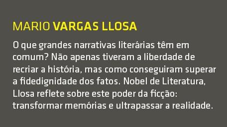 Mario Vargas Llosa - O poder da ficção
