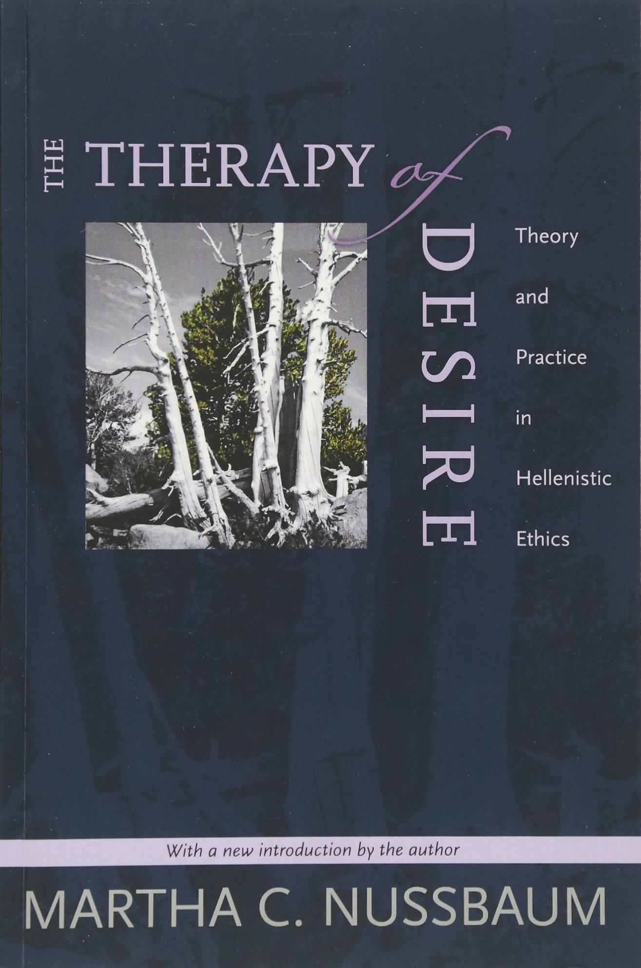 therapy desire nussbaum